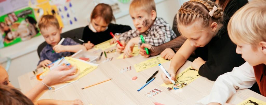 курсы английского для детей челябинск