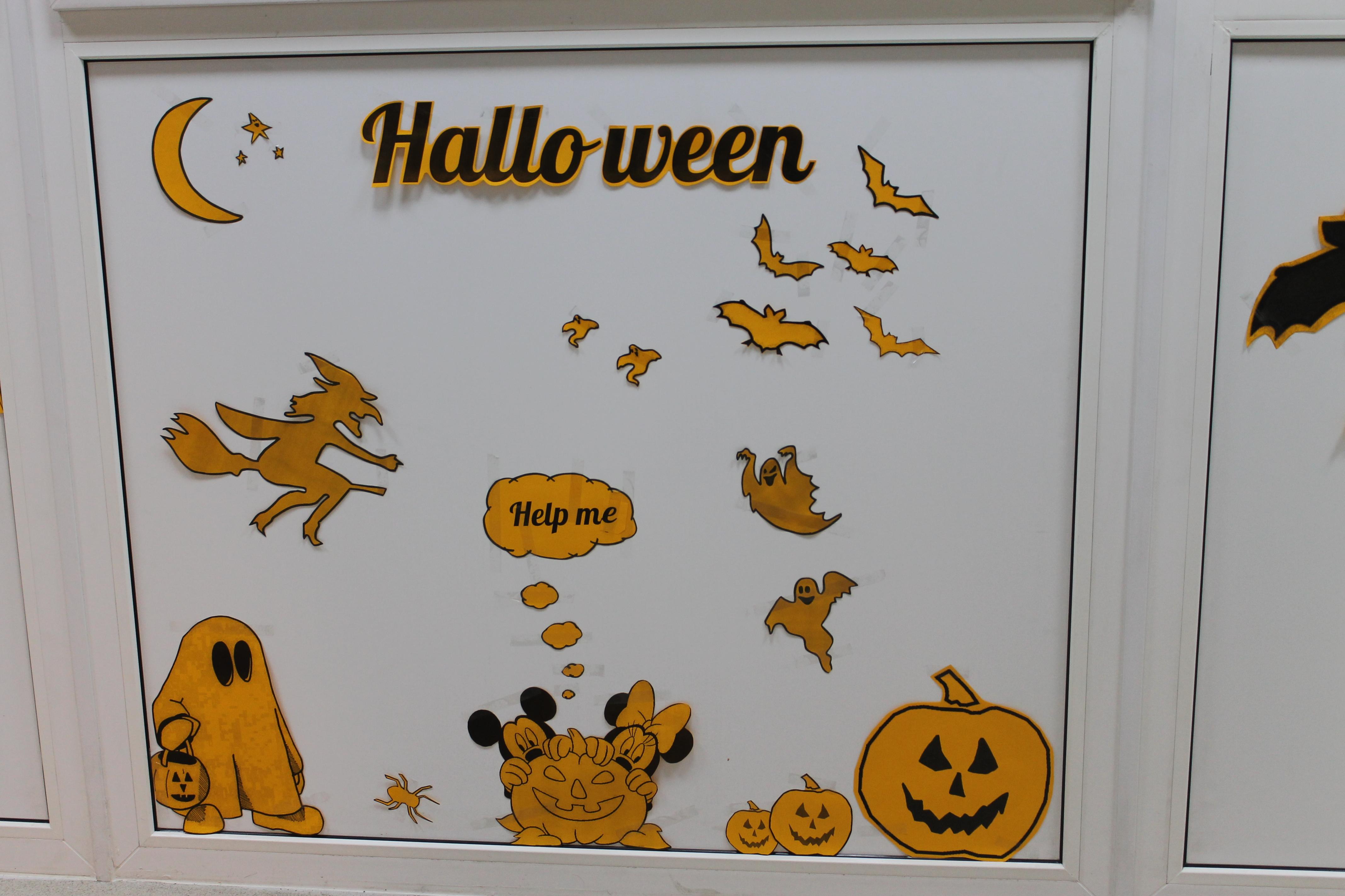 """Языковой центр """"i Like"""" в Челябинске Halloween party"""