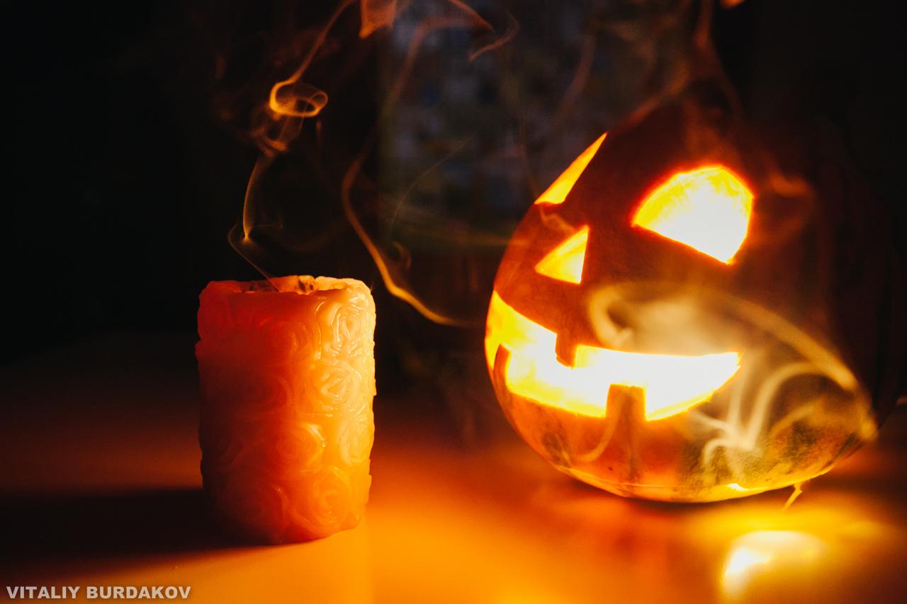 """языковой центр """"i Like"""" (Челябинск) Halloween"""