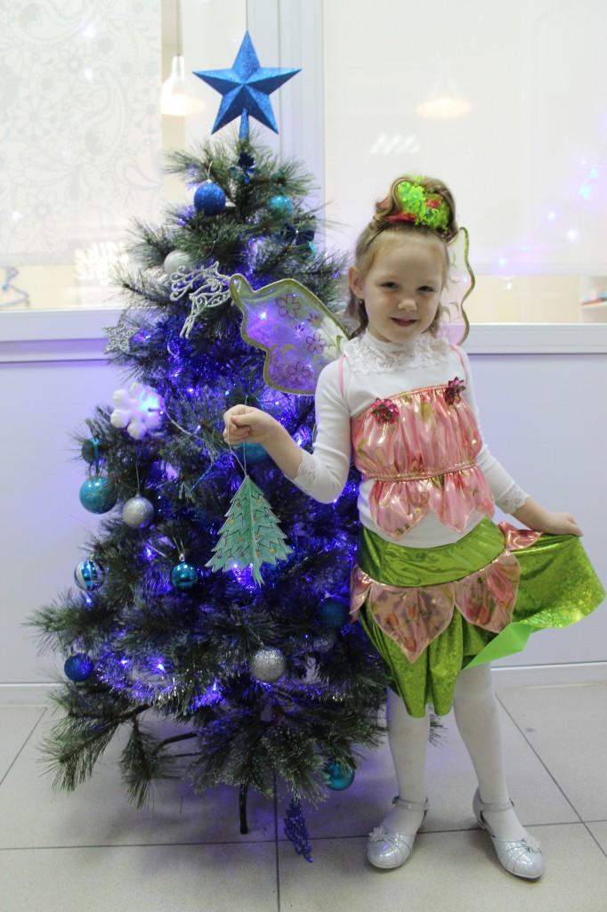"""Новый год в языковом центре """"i Like"""" Челябинск"""